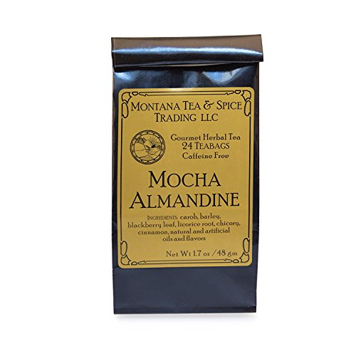 Montana Tea & Spice Trading LLC. Gourmet Herbal Tea (Mocha Almandine)