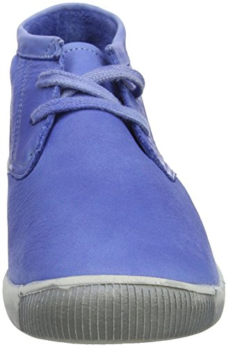 Washed Softinos Baskets Femme Hautes Lavender Blau Indira Blue pqBAqxw17