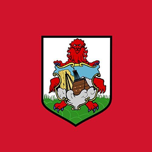 Bermuda - World Country National Flags - Vinyl Sticker