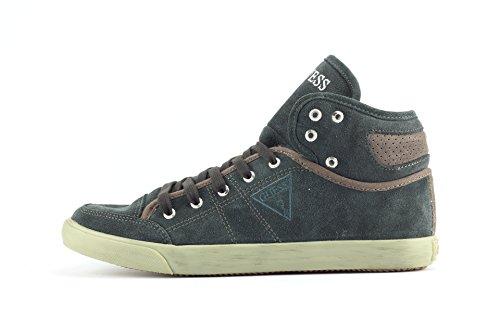 Colore Alta Scuro Scuro In Uomo Guess Fm4rphsue12 Ralph Grigio Crosta Sportiva Scarpa Modello Sneakers fqvXxw41