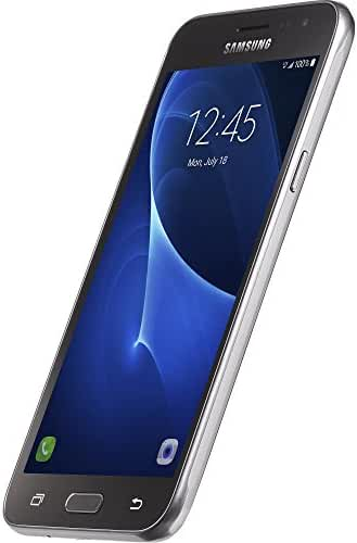 TracFone Samsung Galaxy Luna 4G LTE Prepaid Smartphone with Amazon Exclusive Free $40 Airtime Bundle