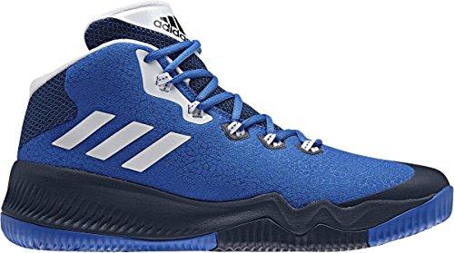 Adidas Crazy Hustle, Chaussures De Basketball Pour Homme, Bleu (reauni / Plamet / Azul), 42 Eu