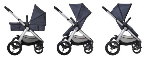 Mountain Buggy Cosmopolitan Strollers, Chili
