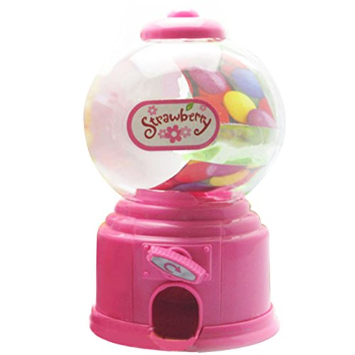Kangkang@ Jelly Beans Sugar Snack Dispenser Coin Bank Storag