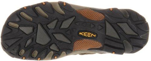 Keen Voyageur Piel Zapato de Senderismo