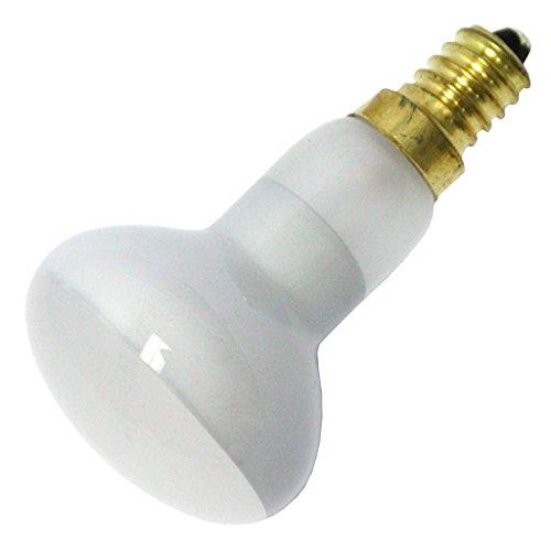 Philips 40161 - 40R16/E14/125-130V (R50) Reflector Flood Light Bulb (128v Light)