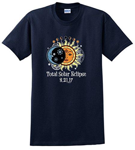 Solar Eclipse Sunglasses Total Solar Eclipse 2017 Solar Eclipse Viewing T-Shirt XL - Solar Sunglasses Eclipse 2017