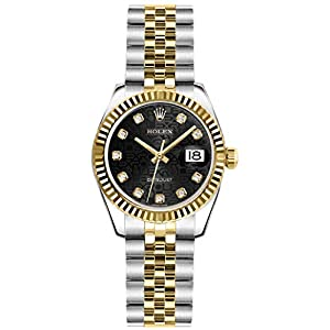 Best Epic Trends 41LNGoaDDGL._SS300_ Rolex Lady-Datejust 26 179173 Womens Luxury Watch