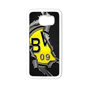 Weidenfeller protectora del Borussia Dortmund 09 impresión de logotipo para Samsung Galaxy S6