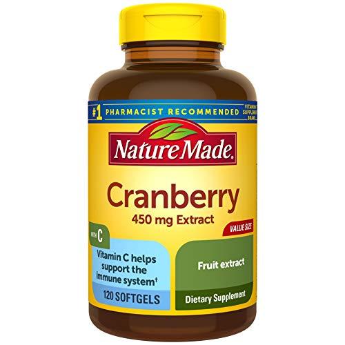 Nature Made Cranberry Vitamin