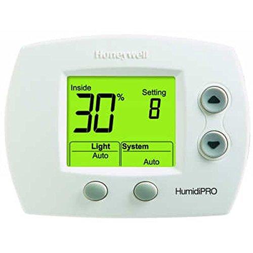 Honeywell H6062A1000 HumidiPro Digital Humidistat/Dehumidistat (Digital Hygrometer Thermometer)