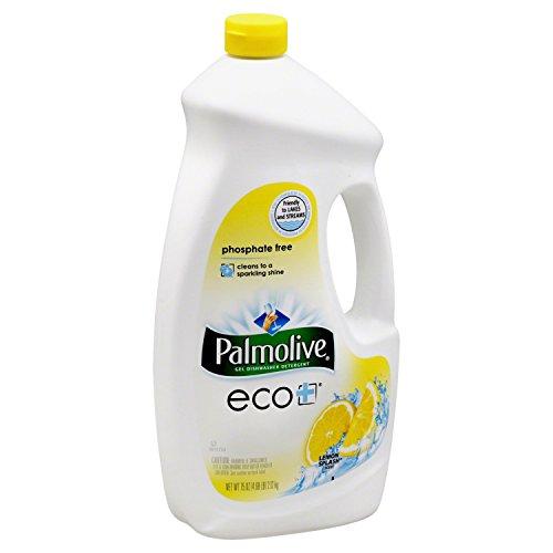 Price comparison product image Palmolive Gel Dishwasher Detergent Eco Lemon,  75 Fl Oz TEJ
