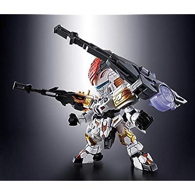 BANDAI Xiahou Yuan Tallgeese: SD Sangoku Soketsuden x SD Model Kit: Toys & Games