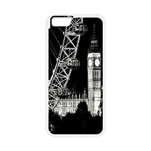 Best Quality [LILYALEX PHONE CASE] Big Ben on Tumblr For Apple Iphone 6 Plus 5.5 inch screenCASE-6