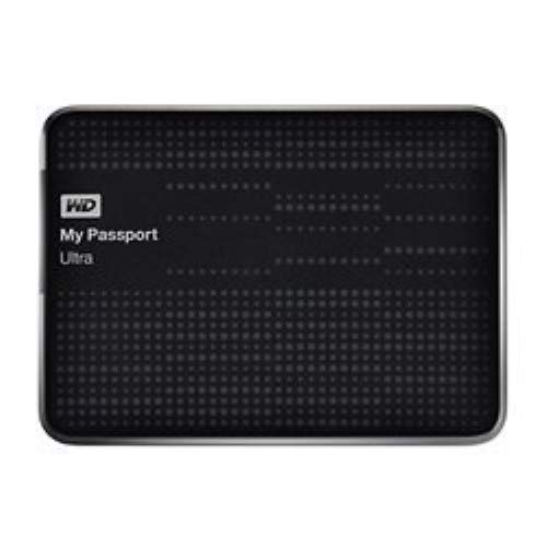 WD Content Solutions Business WDBMWV0020BBK-NESN 2TB My Passport Ultra Black