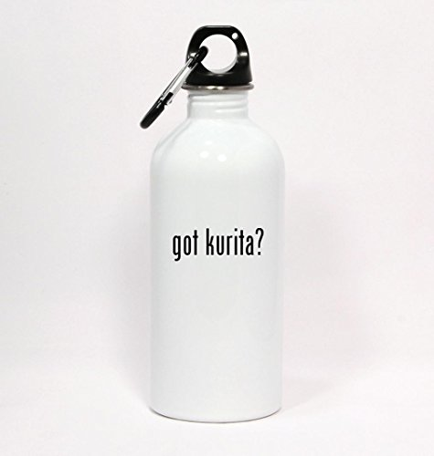 Got Kurita    White Water Bottle With Carabiner 20Oz