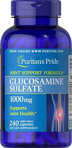 Puritans Pride Glucosamine Supplement Maintenance product image