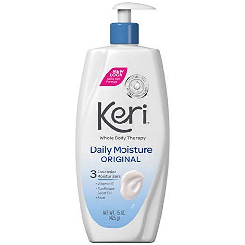 Keri Original Daily Moisture 15 oz (Pack of 12)