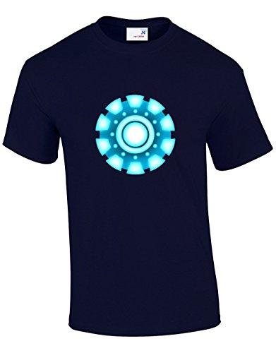 Marine Designs Heros Pour Fan Arc Bandes De shirts Hommes Films Et Reactor Crown Cadeau Symbol Adolescents Dessinees T Super RqFgSnw