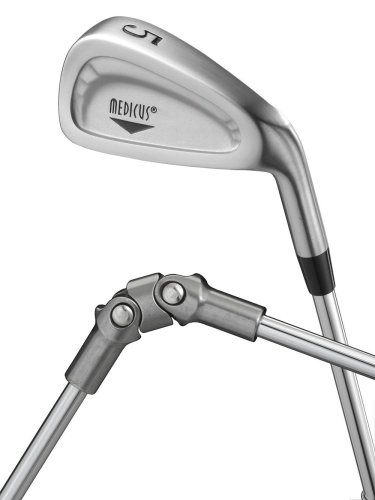 (Medicus Junior's Dual Hinged 5 Iron (Junior's Right-Handed))