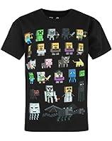 Minecraft Boys' Minecraft Short Sleeved T-shirt