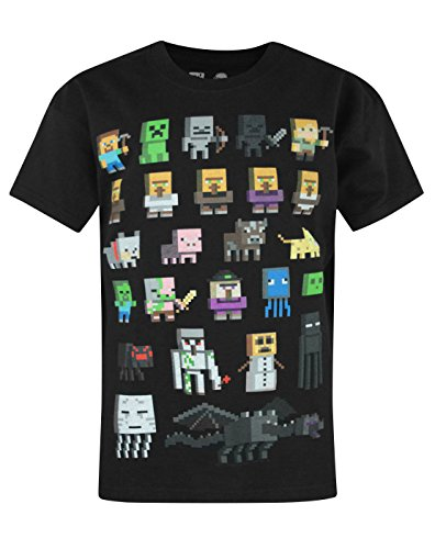 Nio-Official-Minecraft-Camiseta