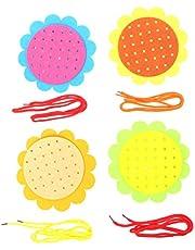 Mya Montessori Handleiding DIY Weven Doek Moederschap Kleuterschool Baby Vroeg Leren Onderwijs Wiskunde Speelgoed Geschenken