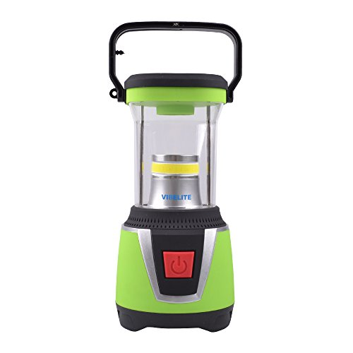 [Vibelite Emergency LED camping Lantern Brightest 450 Lumens / 360 Degree Light|Battery Operated / Water Resistant for Camp, Backpacking, Hiking, Outdoor Adventures] (Kyle Rayner Costumes)