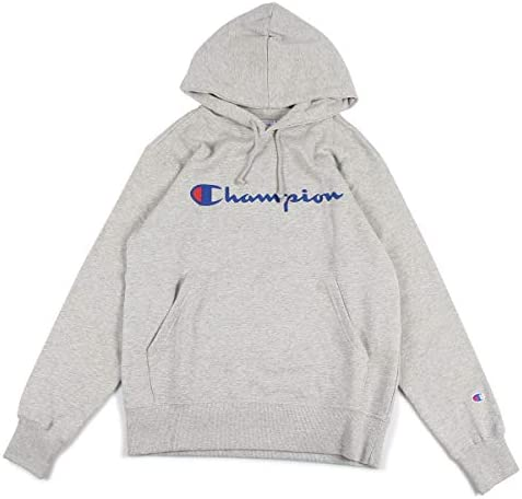 Champion PULLOVER HOODED SWEATSHIRT チャンピオン パーカー スウェット プルオーバー C3-Q102 [並行輸入品]