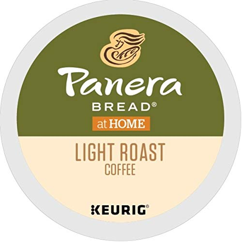 Panera Bread Single Serve Capsules for Keurig K-Cup pod Coffee Brewers, 24 Count (Light Roast) (Bread Panera)