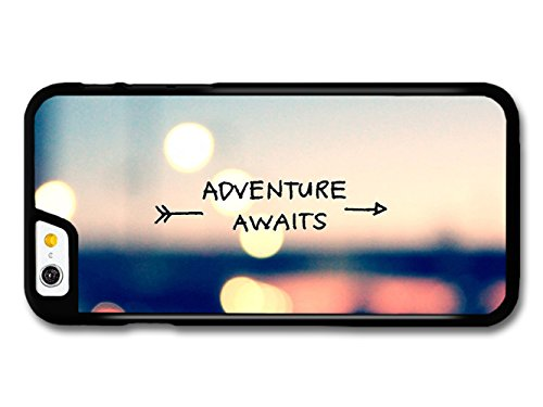 Adventure Awaits Life & Love Inspirational Quote coque pour iPhone 6 6S