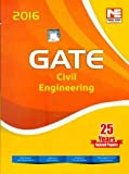 GATE-2016: Civil Engineering Solved Papers (Old Edition)