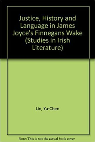 Justice, History and Language in James Joyces Finnegans ...