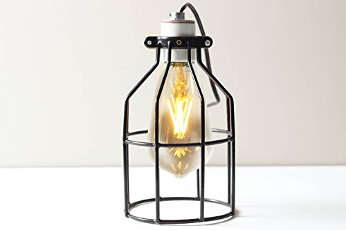 Metal Bird Cage String Lights : Newhouse Lighting Metal Lamp Guard for Pendant String Lights - Import It All