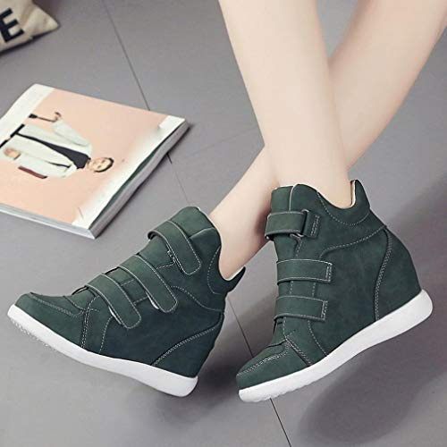 b640ad3621 Gyoume Winter Ankle Boots Women Lace up Boots Shoes Girls School Footwear  Platform Boots Shoes by