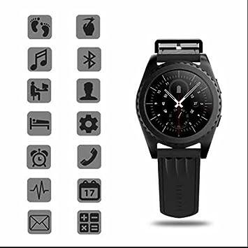 GPS Sport Fitness reloj inteligente, Smartwach de fitness ...