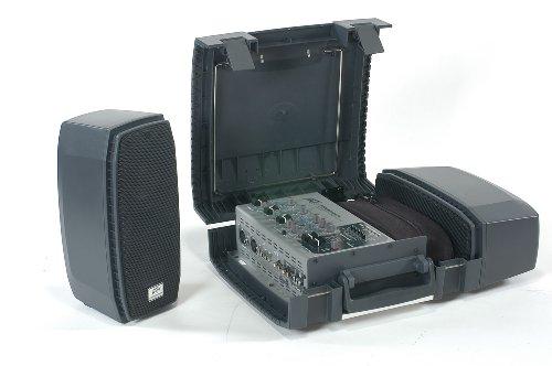 Peavey Messenger 100 Watt Portable Briefcase PA System by Peavey