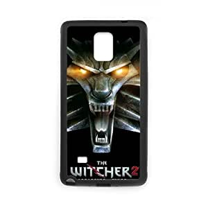 Samsung Galaxy Note 4 Phone Case The Witcher Case Cover PP8P312167
