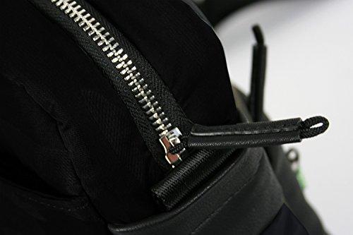 Maletín Boston Shopper 35 Black Roncato Cm q47aEww