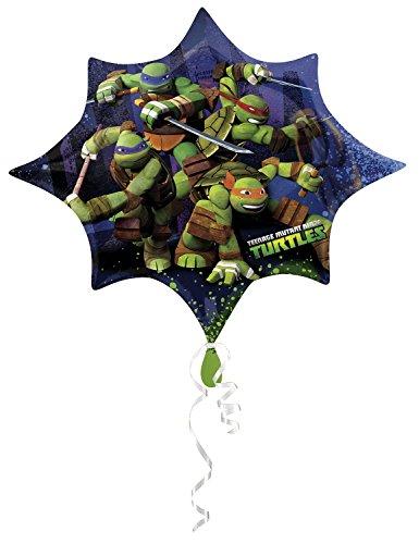 Anagram 35-inch/ 88cm Teenage Mutant Ninja Turtles SuperShape]()