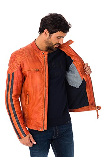 Redskins Blouson Rossi 1 rocho orange