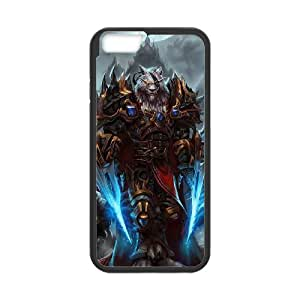 Designed With World Of Warcraft Pattern , Fit To iPhone 6,6S Plus