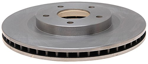 ACDelco 18A2646A Advantage Non-Coated Front Disc Brake Rotor