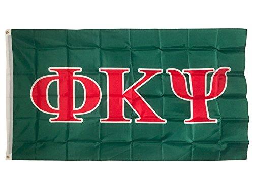 Desert Cactus Phi Kappa Psi Letter Fraternity Flag Greek Let