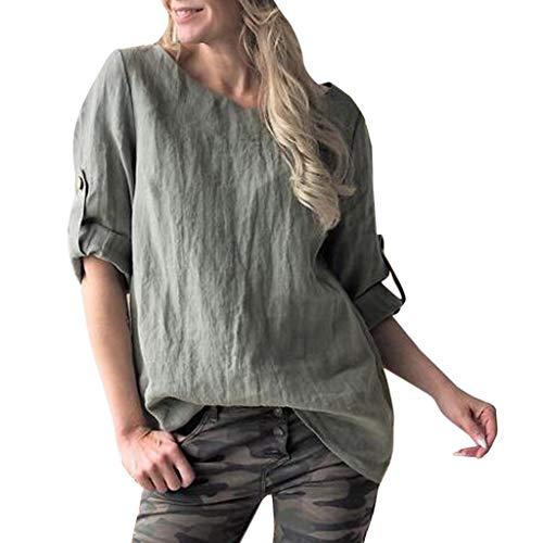 78f9be70727ea Clearance Sale!Womens Vintage Half Sleeve Blouse