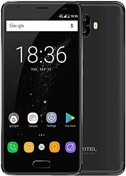 OUKITEL K8000-5.5 Pulgadas AMOLED Android 7.0 Smartphone, 8000mAh ...