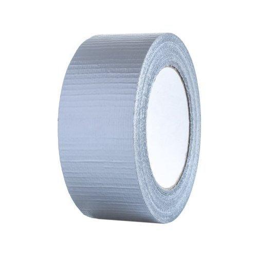 Profi Gewebeband 50 m x 48 mm 'Ultra Strong' Silber 1 Rolle oder 24 Rollen (1)