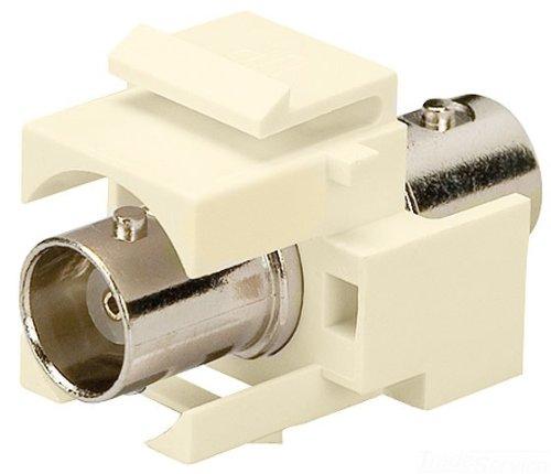 Allen Tel AT32BB-09 Versatap BNC Coax Coupler Module, Ivory