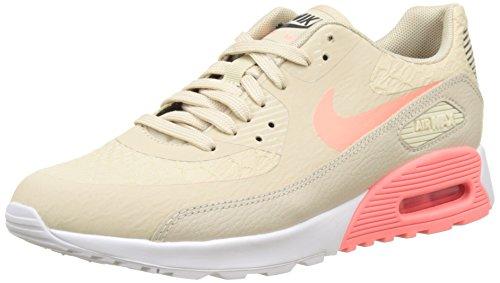 0 havregryn Glød Nike Beige For Gymnastiksko 90 Ultra Mørkegrå Hvid Wmns Kvinder Vaskes 2 Max Air vOxq8PrOY