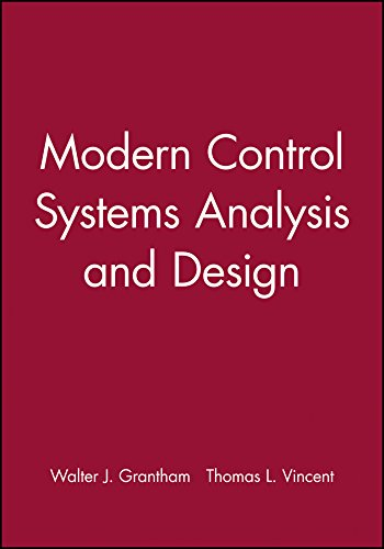 Lentiotudis Download Modern Control Systems Analysis And Design Pdf By Walter J Grantham
